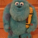 Monsters Inc. Plush Glowing Talking Bedtime Sulley Doll Sully