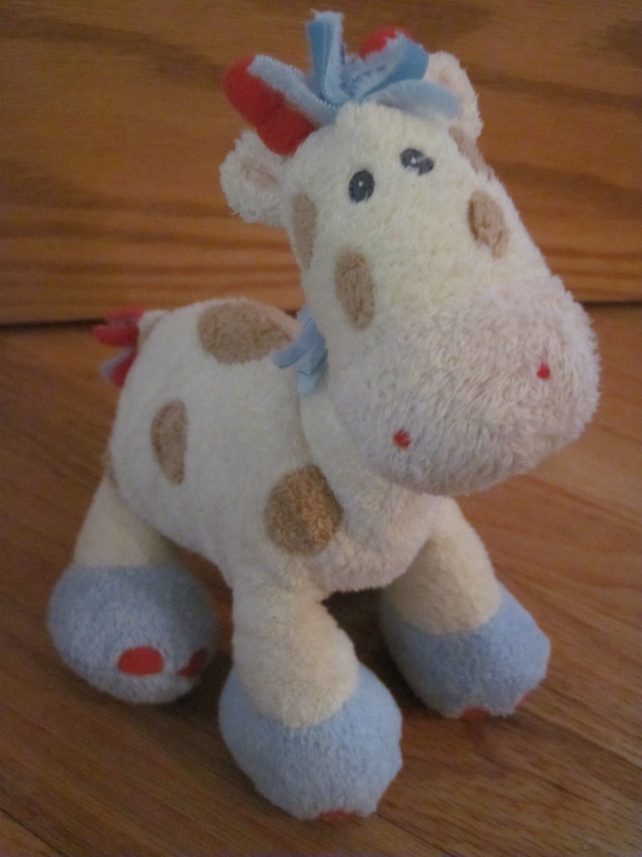 Baby Gund Woodles Little Gazoo Giraffe Plush Toy 58551