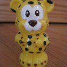VTech Smartville Alphabet Animal Train Set Replacement Piece Part Yellow Cheetah Black Spots