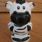 VTech Smartville Alphabet Animal Train Set Replacement Piece Part Black and White Zebra