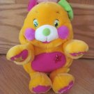 Popples Pizzazzy Jazzy Orange Talking Light Up Plush Toy