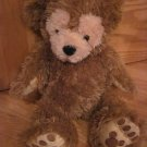 Walt Disney World 17 Inch Hidden Mickey Mouse Beige Brown Plush Teddy Bear Pre Duffy