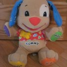 Fisher Price Laugh and Learn Learning Puppy Colorful Singing Toy