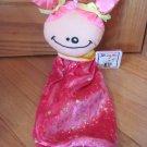 Wanna B Pink Pink Plush Treasure Bag Doll