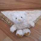 My Banky by Lori Turner Yellow Topaz November Gold Teddy Bear Security Blanket Lovey