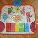Yo Gabba Gabba Boogie Down Music & Instrument Sounds Dance Mat