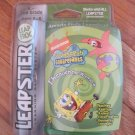 LeapFrog Leapster Lmax Educational Learning Game Catridge SpongeBob SquarePants Through the Wormhole