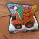 Fisher Price Shake 'N Go Christmas Holiday Mater from Disney Cars Tow Mater Winter Hat