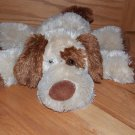 Animal Adventure Large Tan & Brown Beige Floppy Puppy Dog with Eye Spot