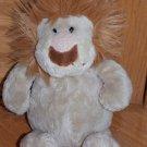 Sparkys Plush Beige Brown Tan Plush Lion Toy