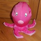 Brentwood Originals Moshi Pink Octopus Microbead Pillow Toy