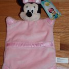Disney Just Play Minnie Mouse Easter Security Blanket Lovey