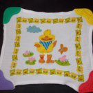 Munchkin Waffle Thermal Duck Teether Security Blanket
