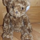 It's All Greek To Me Large 20 Inch Plush Sitting Shaggy Brown Teddy Bear Collegiate Licensed Product