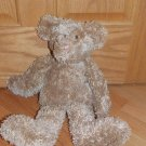The Boyds Collection Plush 17 Inch Brown Bear Rattle No Bib