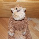 Jellycat Plush Brown Cream Beige Marvin Monkey Toy