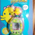 TamaTown Sebiretchi #121 Figure and Faceplate for Tamagotchi Tama Go