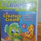 Leapfrog Leapster 2 Learning Game Cartridge Creature Create