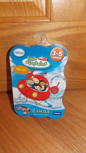 VTech V.Smile Smartridge Little Einsteins Learning Game Cartridge