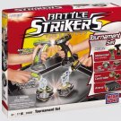 Mega Bloks Magnext Battle Strickers Turbo Tops Motorized Tournament Set 29480