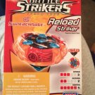 Mega Bloks Battle Strikers Turbo Tops Reload Striker Series 1 Supercharge Magnext