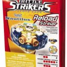 Mega Bloks Battle Strikers Turbo Tops Reload Striker Series 1 Nautilus Magnext