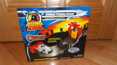 Cepia Kung Zhu Pets Ninja Warriors Training Ground: Samurai Training Ground Course