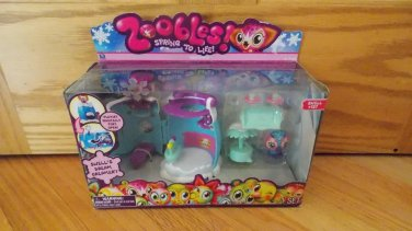 Spin Master Zoobles Spring to Life Arctania Arctic Swell's Dream Creamery #127