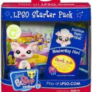 Hasbro Littlest Pet Shop Online LPSO Web Game Starter Pack Mudelaine Sugar Snout Pig