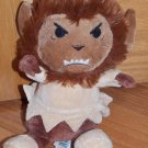 Dandee Plush Brown Tan Beige Wolfman Toy