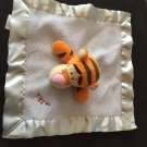 Disney Baby Blue Fleece Winnie the Pooh Tigger Lovey Security Blanket