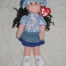 TY Teenie Beanie Boppers plush doll Darling Daisy