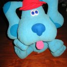 Blues Clues Tyco &#39;Clue keeping&#39; Blue with Red Cap 1998