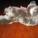 DanDee Collector's Choice Fluffy Plush Elephant Lovey