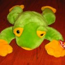 Ty Beanie Buddy Buddies Smoochy the Frog Plush Toy