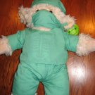 Plush Lamb  Dressed in Scrubs Dr Lamb with xray Collectibear 12th in a series