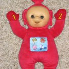 "12"" interactive Talking Teletubbie Plush Doll Po Ragdoll's Brand"