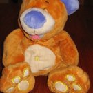 Tickle Toes  Nuby Plush Bear by Luv n' Care Laughing giggling Bear