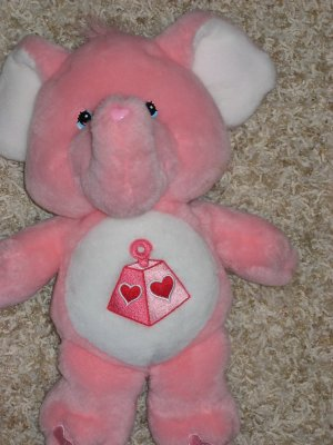 Care Bear&#039;s Cousins Lotsa Heart Elephant 13&quot;
