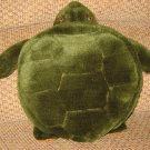 Vintage Turtle from The Petting Zoo Plush Turtle 1994