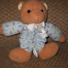 Tykes by Carter's Brown Teddy Bear Musical Crib Toy Lovey