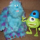 Monster's inc.  Interactive Mike and Sulley Plush Sulley