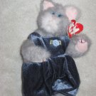 Ty Attic Treasures Collection 1993 Cat named Whiskers