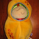 Manhattan Toy Lil' Peanut Plush Doll and Peanut Bed