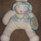 Hallmark Bunnies By The Bay plush bunny named Buttercup 2002
