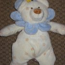 Baby TY Plush Bear Lovey with flower around its head named Baby Blooms lion