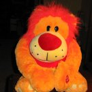 Mushabelly Plush Lion named Ryder Jay at Play he grunts and growls