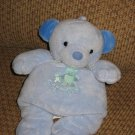 Baby Carter&#39;s Blue Teddy Bear Musical Crib Toy Play With Me