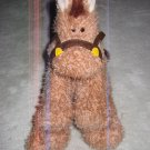 "Gund Plush Horse Named Trot #30057  Plush Pony  Toy 8"" Brown"