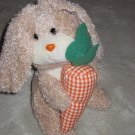 Ty Beanie Buddy Buddies Plush Bunny Rabbit named Nibbler Retired TY